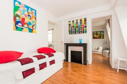 Monceau Apartment photo 28
