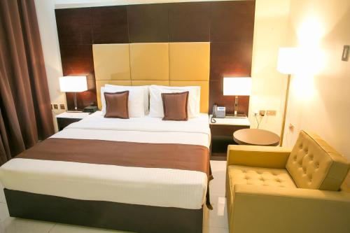 صور غرفة Echelon Heights Hotel