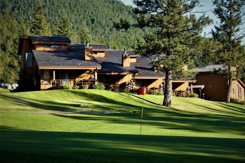 Fairmont Villas Mountainside - Accommodation - Fairmont Hot Springs