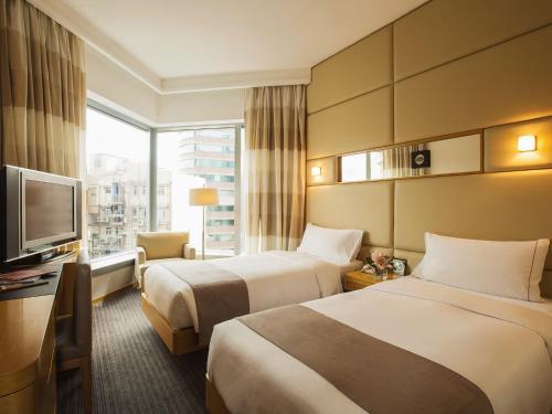 Hotel Panorama Улучшенный номер Твин