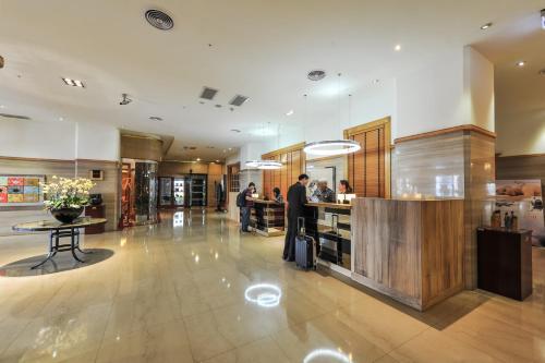 The Howard Plaza Hotel Kaohsiung