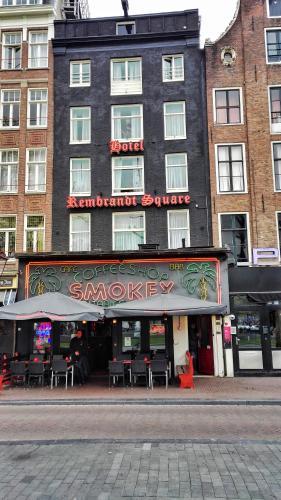 Rembrandt Square Hotel impression