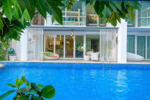 My Resort Huahin B101 Pool Access My Resort Huahin B101 Pool Access