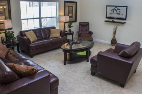 Magical Paradise Palms Townhouse - Five Bedroom Home - Kissimmee, FL 34747