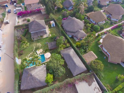 . Jardin d'Afrique