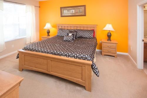 Lee's Windsor Hills Villa - Five Bedroom Home - Kissimmee, FL 34747