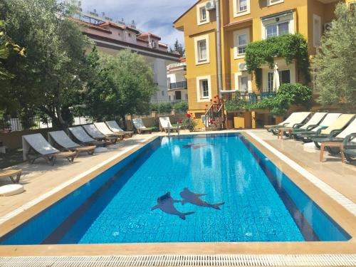 Pınara Boutique Apartments Hisaronu, Oludeniz