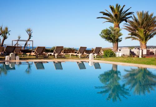 Playa de Migjorn, Ca Marí, Formentera, Spain.