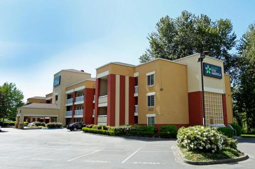 Extended Stay America Seattle - Southcenter Hotel in WA