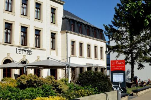 . Hotel Restaurant Le Paris