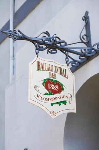 Фото отеля Ballarat Central Bed & Breakfast
