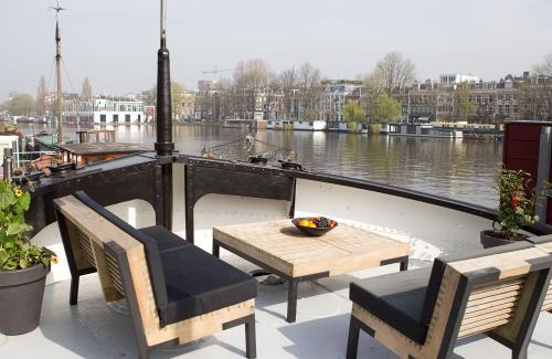 GP Amstel River Houseboat