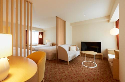 Comfort Quadruple Room - Non-Smoking