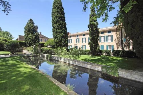 Château de Servanes - Hôtel - Mouriès