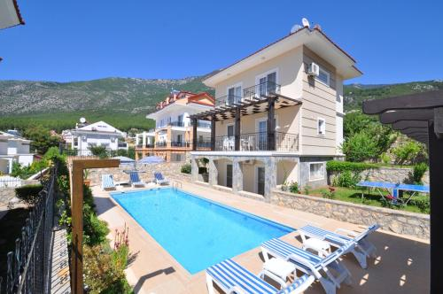 Fethiye Villa Çağla rezervasyon