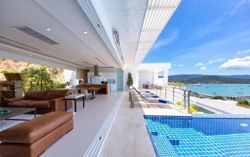 UniQue Sea View Pool Villa UniQue Sea View Pool Villa