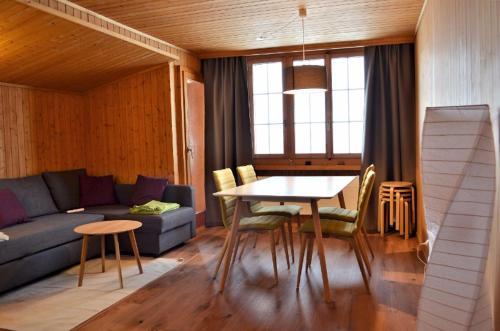 Tgesa Tieni - Apartment - Sedrun