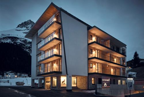 Silva Peak Residences - Accommodation - Galtür