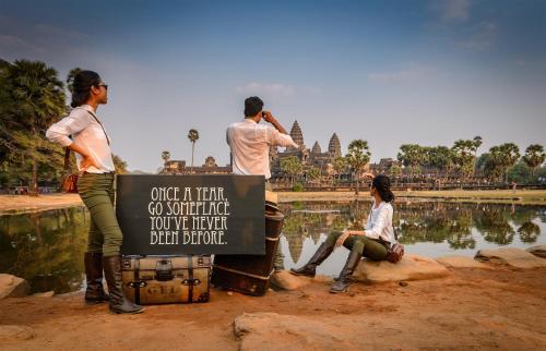 Shinta Mani Siem Reap, Junction of Oum Khun and 14th Street, Siem Reap, Cambodia.