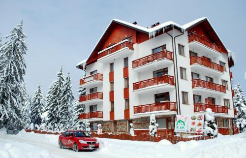 Rila Park Luxury Apartments Borovets
