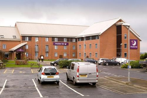 Hotel Premier Inn Edinburgh Leith Waterfront