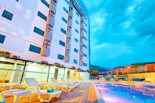 HotelHotel MS Blue 66