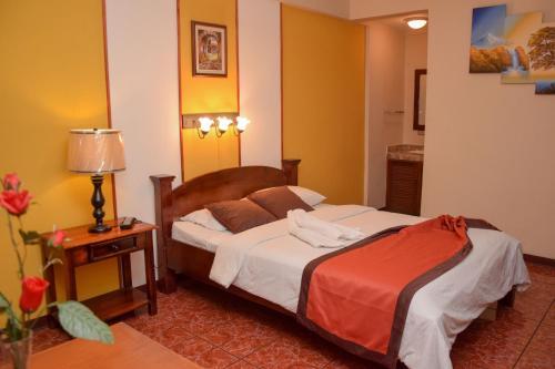 Inca Real room photos