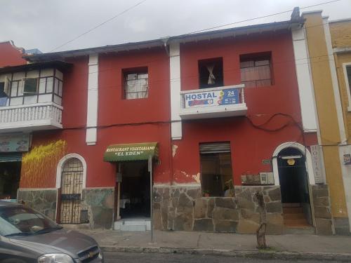 Hotel Hostal Luz_riofrio
