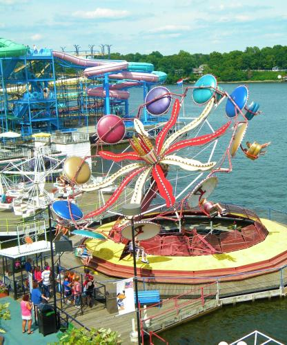 Indiana Beach Lodging