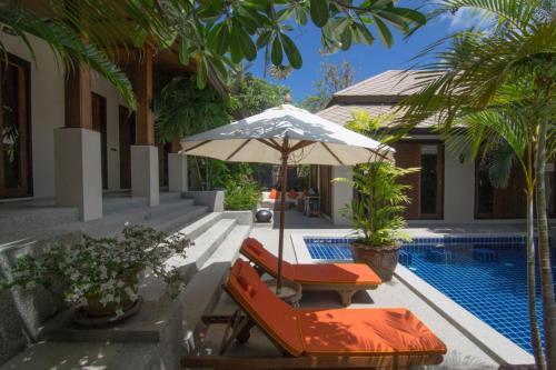 Peaceful Pool Villa Peaceful Pool Villa