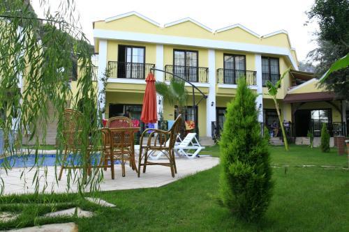 Oludeniz Tokgoz Butik Hotel&Apartment tek gece fiyat