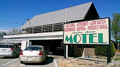 Golden Arrow Motel - Lamar, CO 81052