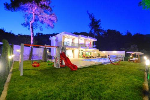 Kalkan Villa Saltanat online rezervasyon