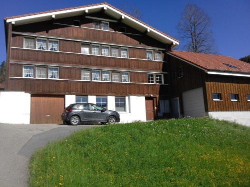 Säntisblick, Ferienwohnung in Urnäsch bei St. Gallen