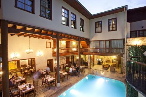 Antalya Mediterra Art Hotel adres