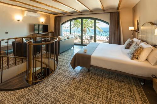 Suite Ático Hotel Diana 2