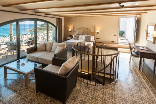 Suite Ático Hotel Diana 1