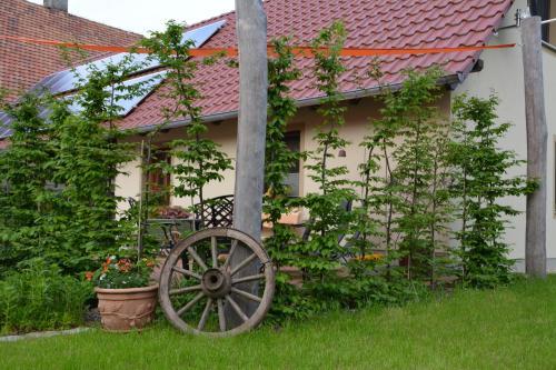 ". Ferienhaus ""Landromantik"""