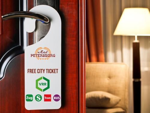 Hotel Petersburg Superior impression