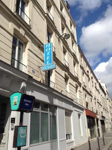 Hôtel Richard - Hôtel - Paris