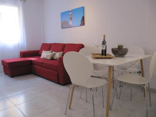 . Apartamentos Punta Carero
