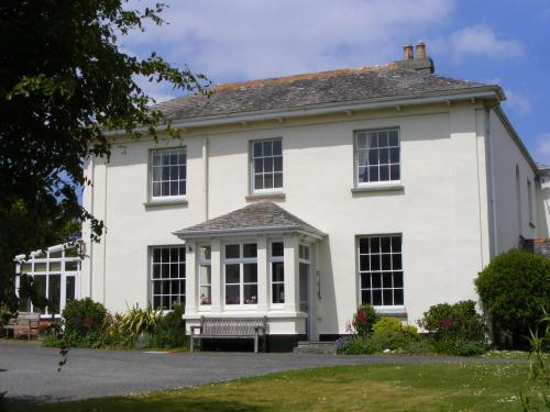 The Old Parsonage, Boscastle, Cornwall