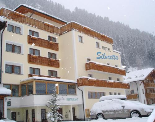 Hotel Silvretta Kappl