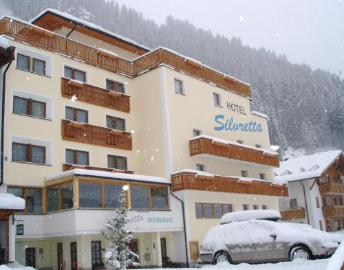 Фото отеля Hotel Silvretta