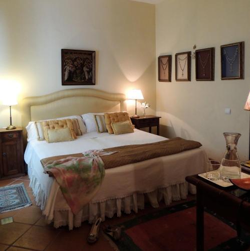 Suite Familiar Deluxe Palacio del Cobertizo de Santa Ines 7