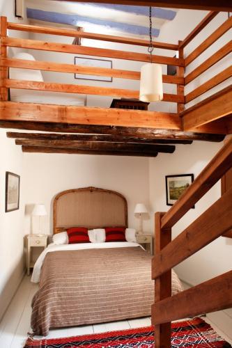Double Room Fuentespalda Hotel Mas de la Serra 4