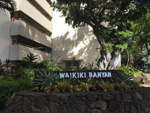 Waikiki Banyan 1-3410 - Honolulu, HI 96815