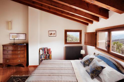 Double Room Horta Hotel Mas de la Serra 4