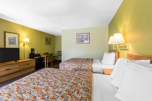 Rodeway Inn Gunnison - Accommodation