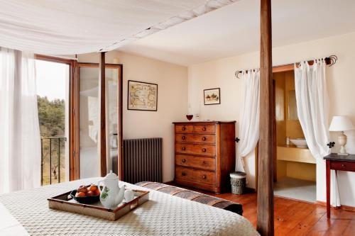 Double Room Peñarroya Hotel Mas de la Serra 5